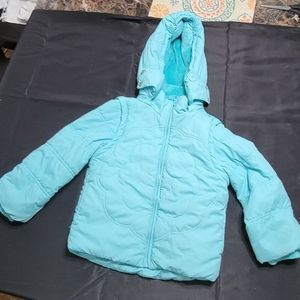 Girl's Arizona jacket, Size Large (6x)